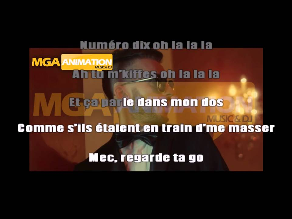 Ridsa - Là c'est die (Karaoké by MGA Animation)