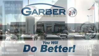 March Madness New Vehicle Specials at Garber Buick | Saginaw, MI | GM Dealer of the Year
