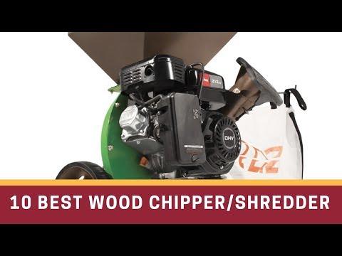 10 Best Wood Chipper/Shredder Review