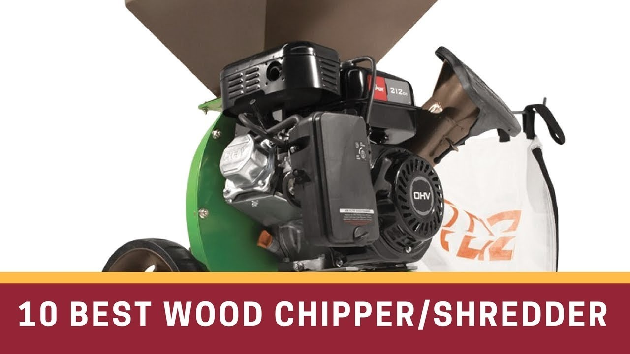 Best Chipper Shredder