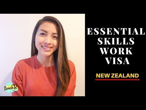 Essential Skills Work Visa New Zealand