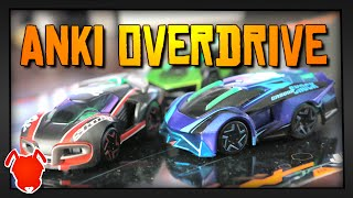 ANKI OVERDRIVE! - Competitive AI Battle-Racing!