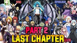 Tensura Final Chapter Part 2   Reincarnated into   Web Novel Chapter 249 screenshot 1
