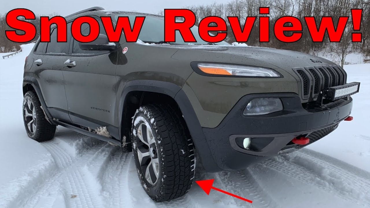 Cooper Discoverer At3 4s Tire Review Snow Performance