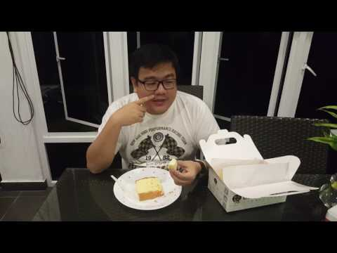 Taiwan Original Cake First Tasting Review in Sunway Velocity