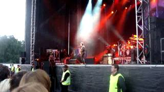 Toto - Wings Of Time (Live Centralplan, Jakobstad, Finland 05.07.2013)