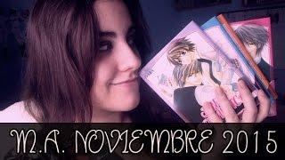 M.A Noviembre 2015: Junjou Romantica | [#VaporTiVaporTodos]