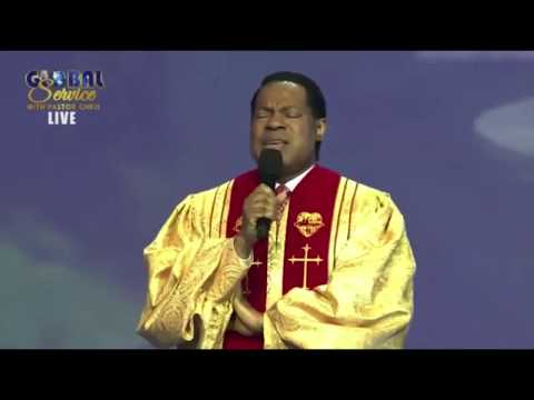 Worship Moments with Pastor Chris at the June 2018 Communion Service