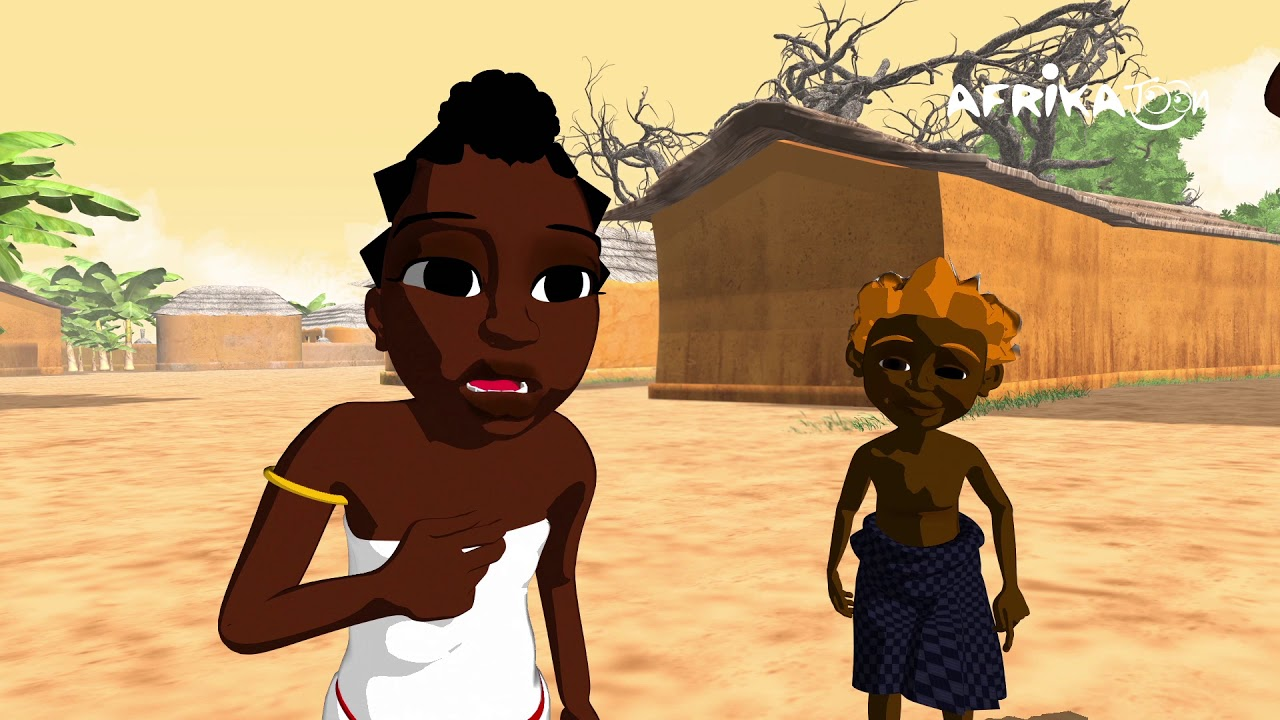 gratuitement pokou princesse ashanti
