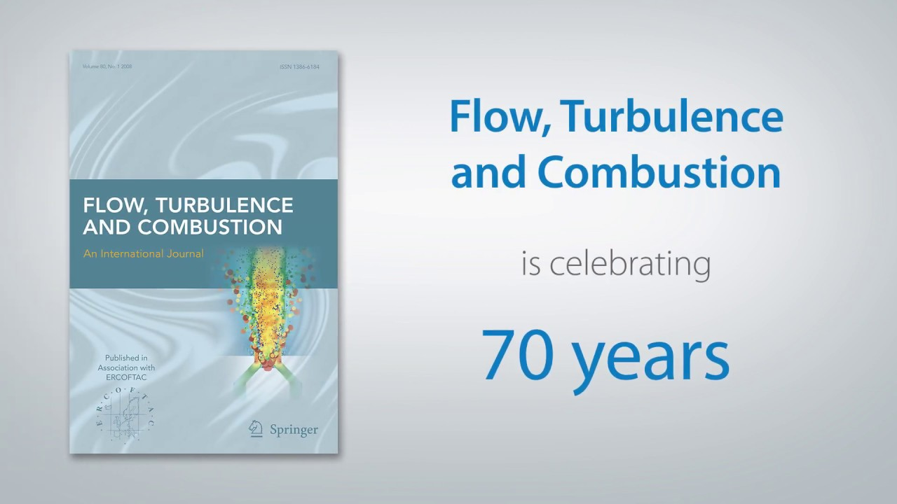 ERCOFTAC CADO - Journal of Flow, Turbulence and Combustion