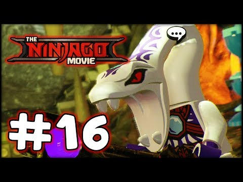 LEGO Ninjago The Movie - Videogame - LBA 16 - Pythor Boss Fight!