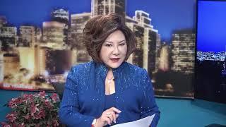 旧金山主持人周乐采访刘文久教授