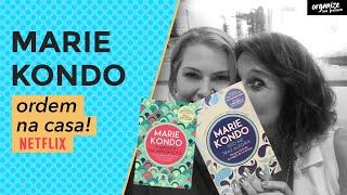 MARIE  KONDO - NETFLIX, LIVROS E ORDEM NA CASA! | OSF - Rafa Oliveira