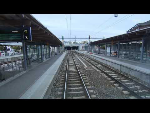 Train Norway - Bergens Banen 6/6 HD