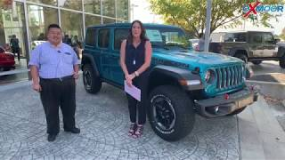 2020 Jeep Wrangler Unlimited Rubicon, For Sale at Oxmoor Chrysler, Louisville, KY