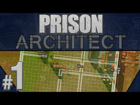 Prison Architect - Orange is the New Black - PART #1