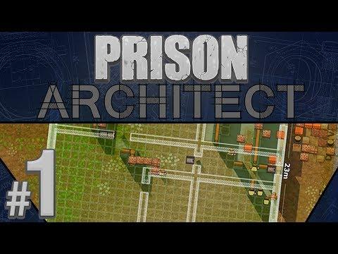 Prison Architect - Orange is the New Black - PART #1