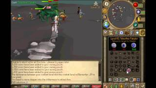 My first runescape video and talking about my Ge investing channel
