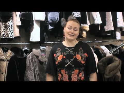 видео: Купить шубу из мутона