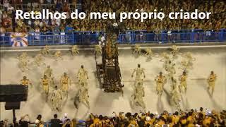 BEIJA FLOR 2018 COMISSÃO DE FRENTE - LEGENDADO