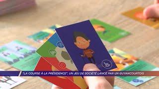 Yvelines | «La course à la présidence», un jeu de société lancé par un Guyancourtois