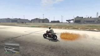 "Gta V Glitch ""Ghost Rider"" Ita"