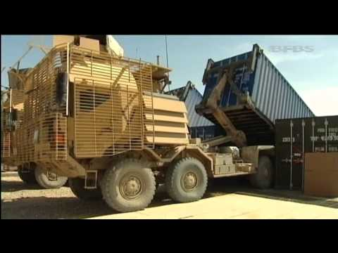 Desert Convoy Put In Logistical Reverse | Forces TV