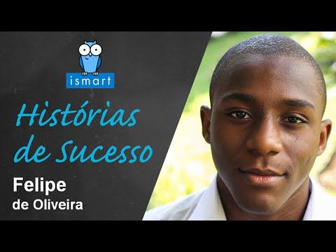 Histórias De Sucesso Felipe De Oliveira Aluno De