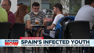 Coronavirus: Spain records nearly 3,000 new COVID-19 cases in 24 hours