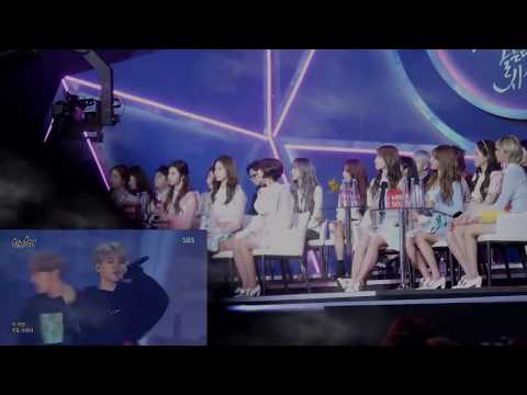 TWICE REACTION TO BTS (SAVE ME)