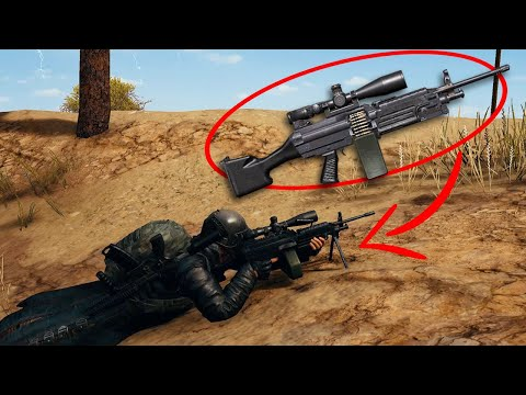 This Gun is INSANE - PlayerUnknown's Battlegrounds 1.0 PC Launch Gameplay (1080p 60fps)