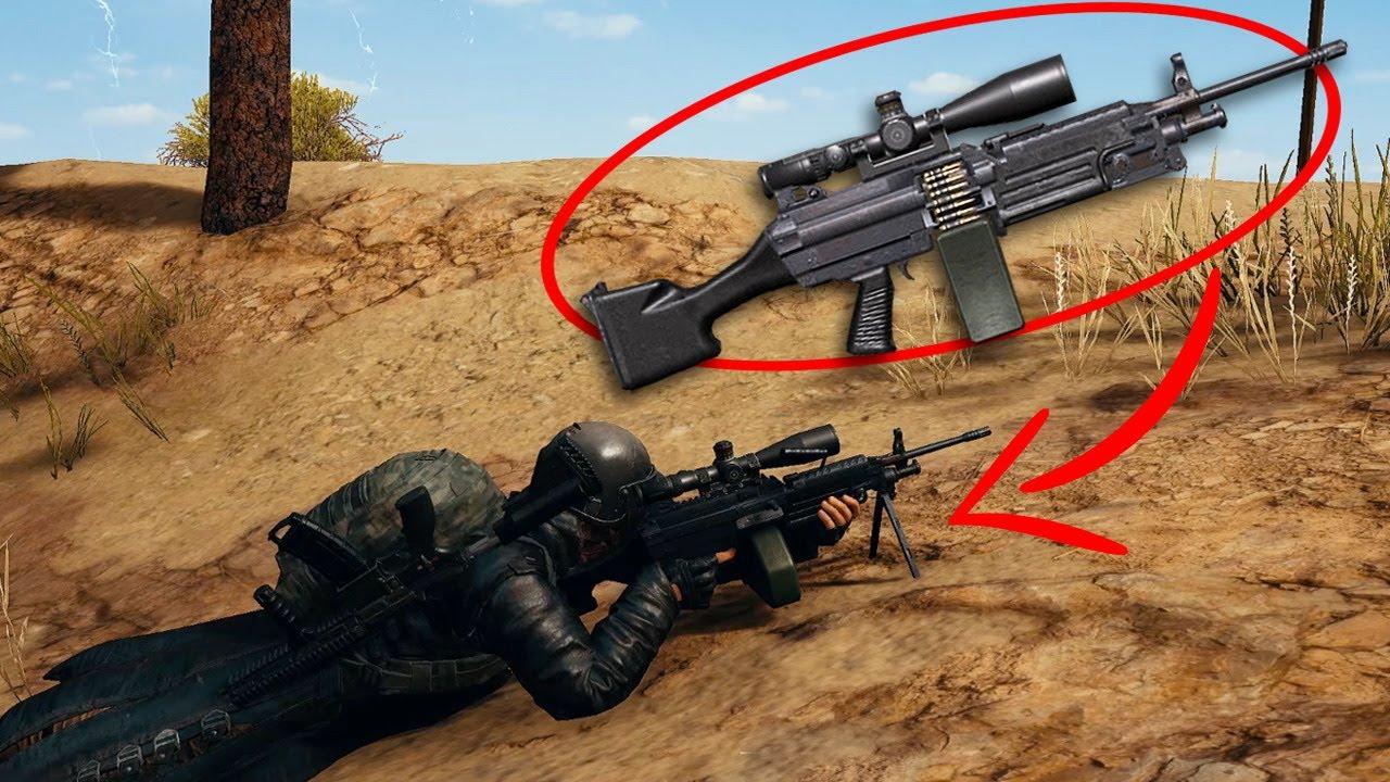 This Gun is INSANE – PlayerUnknown's Battlegrounds 1.0 PC Launch Gameplay (1080p 60fps)