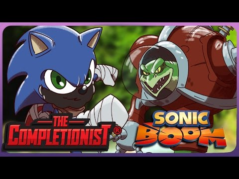 Sonic Boom Rise of Lyric: The Incompletable Game!? - The Completionist®
