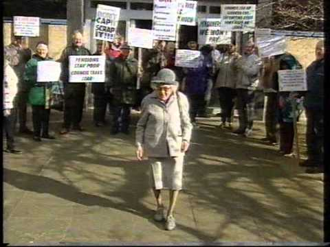 ITV News at 10:30 - Thursday 19th February 2004