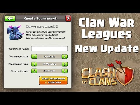 #GameNews1 | September Update: COC Clan War League Is Coming | Clash Of Clans New War Mode | (Hindi)
