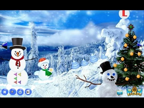 Wow Christmas.Wow Christmas Day Forest Escape Walkthrough Wowescape