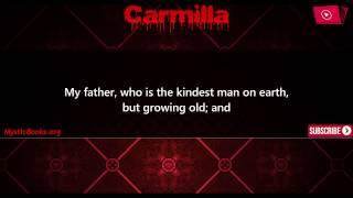 Carmilla by Joseph Sheridan LeFanu Audiobook | Text