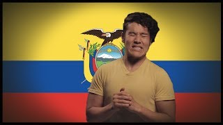 Geography Now! ECUADOR (Flag Friday)