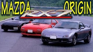 ★ Mazda RX7 History : Everything YOU need to know! ★
