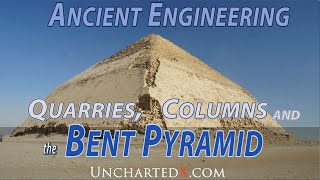 Ancient Engineering: Talking Quarrying, Columns, the Bent Pyramid with Yousef and Mohammed