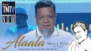 TNTV Now: Mitoy Yonting - Buhat | Alaala, Memories of The Way We Were