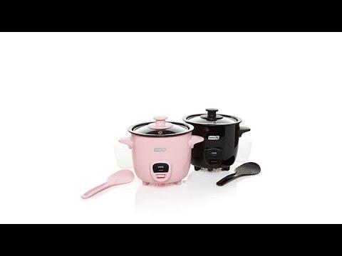 DASH  Mini Rice Cooker 2pack