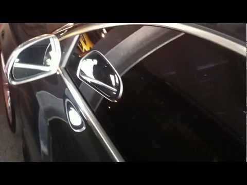 Audi S5 Start up - Short Exterior detail