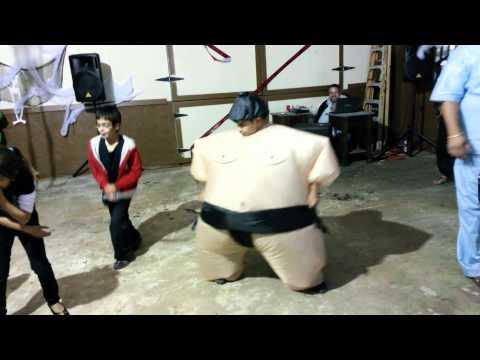 Gangnam Style Sumo Chachi