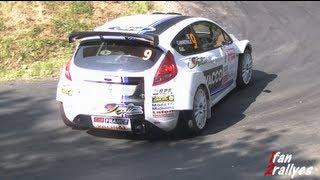 Vid�o Rallye du Rouergue 2013 - Shakedown [HD] par 1fan2rallyes (4585 vues)