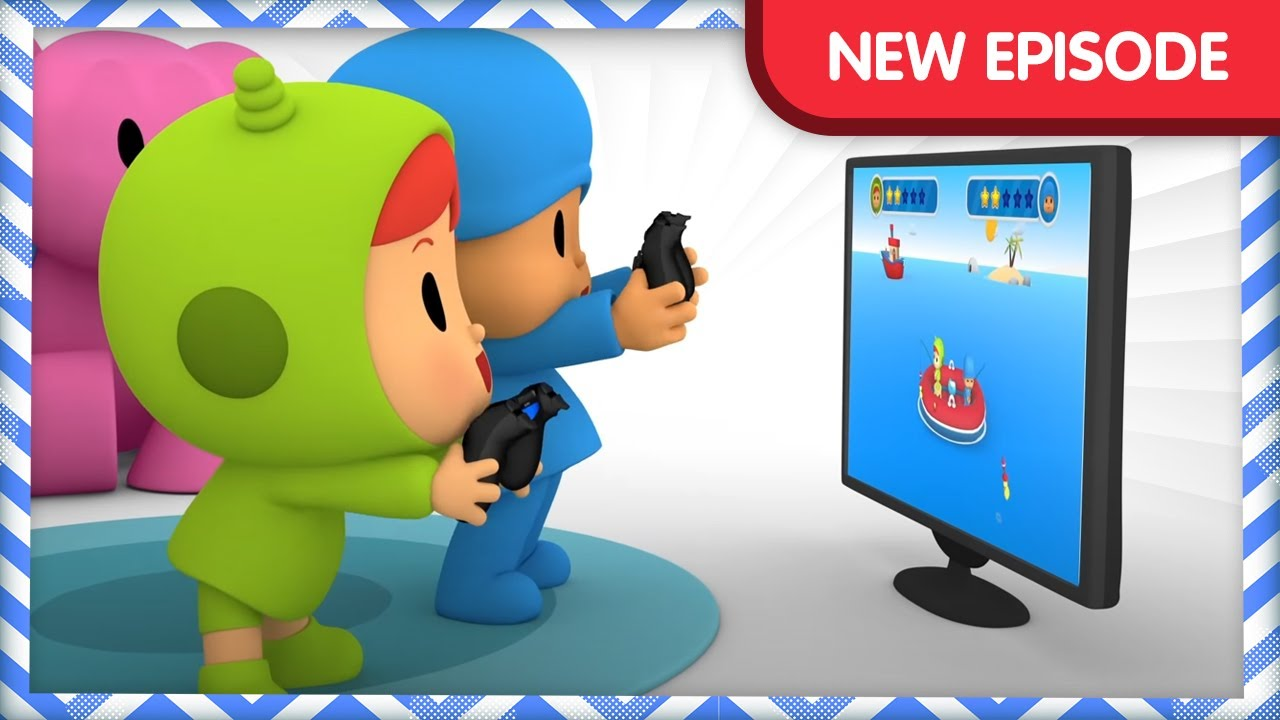 🎮 POCOYO in ENGLISH - Gameplay [ 90 minutes ] | Full Episodes | VIDEOS and CARTOONS for KIDS