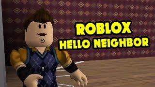 Hello Neighbor! Alpha III - Hello Neighbor Roblox