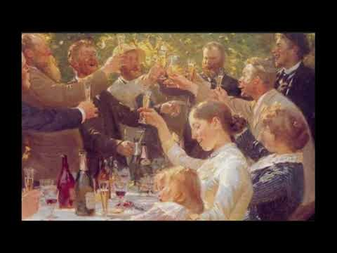 Traditional Danish Music - Party Mix