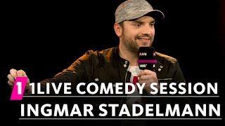 """Ingmar Stadelmann """"#humorphob"""": Die Angst vor Humor"""