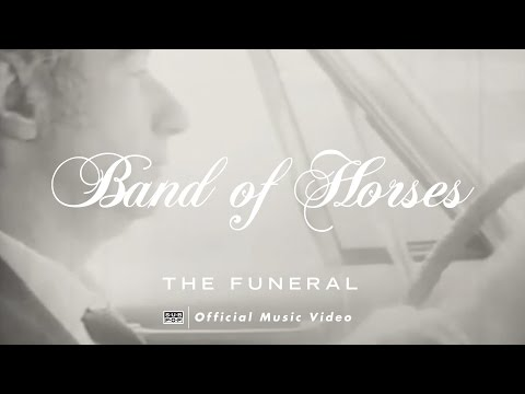 Клип Band Of Horses - The Funeral